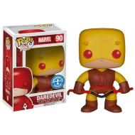 Marvel - Figurine Pop Daredevil Yellow Exclu Underground Toys 9cm