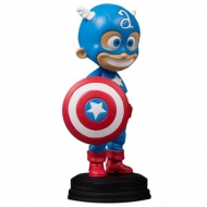 Marvel Comics - Mini statuette Captain America 15 cm