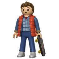 Retour vers le futur - Figurine Marty McFly 15 cm - Funko x Playmobil