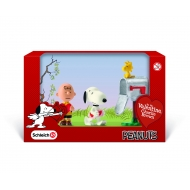 Snoopy - Pack 3 figurines Valentine's Day 5 cm