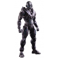 Halo 5 Guardians - Figurine Play Arts Kai Spartan Locke 27 cm