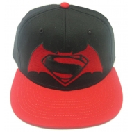 Batman vs Superman - Casquette baseball Contrast Logo