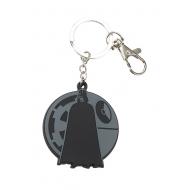 Star Wars Rogue One - Porte-clés caoutchouc Darth Vader 7 cm