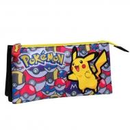 Pokemon - Trousse Pikachu 22 cm
