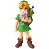 The Legend of Zelda Majora's Mask 3D - Mini figurine Medicom UDF Link 7 cm