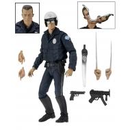 Terminator 2 - Figurine Ultimate T-1000 (Motorcycle Cop) 18 cm