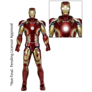 Avengers - Figurine 1/4 Iron Man Mark XLIII 46 cm