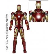 Avengers (Marvel) - Avengers figurine 1/4 Iron Man Mark XLIII 46 cm