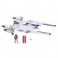 Star Wars Rogue One - Véhicule Class E 2016 Rebel U-Wing Fighter