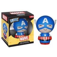 Marvel - Figurine Dorbz Serie 1 Captain America 8cm
