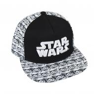 Star Wars - Casquette Premium Stormtroopers Logo
