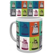 Doctor Who - Mug Pop Art