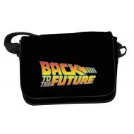 Retour vers le Futur - Sacoche Logo