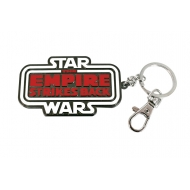 Star Wars - Porte-clés métal Empire Strikes Back Logo 7 cm