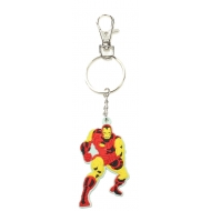 Marvel Comics - Porte-clés caoutchouc Iron Man 7 cm