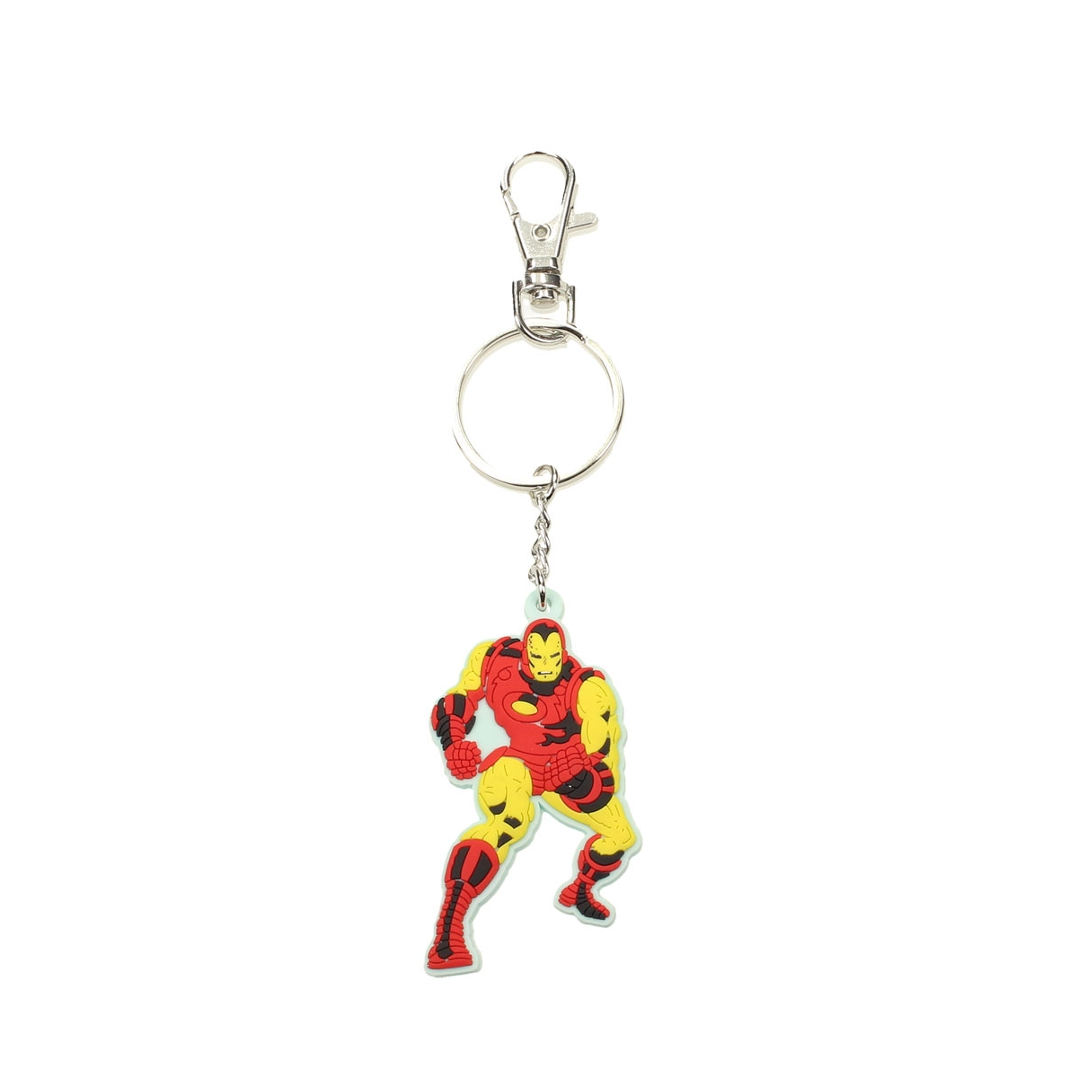 marvel comics porte cl 233 s caoutchouc iron 7 cm figurine discount