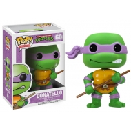 Les Tortues Ninja - Figurine POP! Donatello 10 cm