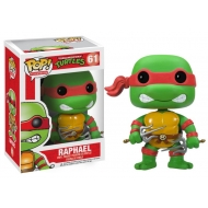 Les Tortues Ninja - Figurine POP! Raphael 10 cm