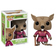 Les Tortues Ninja - Figurine POP! Splinter 10 cm