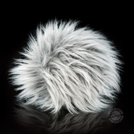 Star Trek TOS - Peluche Tribble Platinum 10 cm