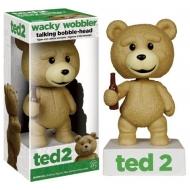 Ted 2 - Figurine Bobblehead Sonore Non censuré Ted 18cm