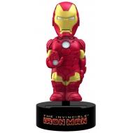 Marvel Comics - Body Knocker Bobble Figure Iron Man 15 cm