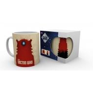 Doctor Who - Mug Shadowfield Dalek heo Exclusive