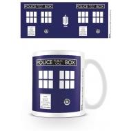 Doctor Who - Mug Tardis