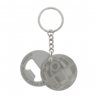 Star Wars Rogue One - Porte-clés avec décapsuleur Death Star