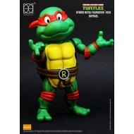 Tortues Ninja - Les Tortues ninja figurine Hybrid Metal Raphael 14 cm
