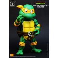 Les Tortues ninja - Figurine Hybrid Metal Michelangelo 14 cm
