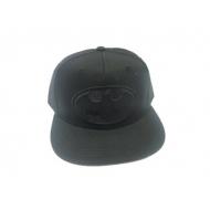 Batman - Casquette hip hop Black Logo