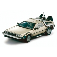 Retour vers le Futur II - DeLorean LK Coupe 1983 1/18 métal