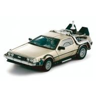 Retour vers le futur - Retour vers le Futur II DeLorean LK Coupe 1983 1/18 métal