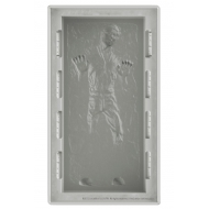 Star Wars - Moule en silicone DX Han Solo in Carbonite