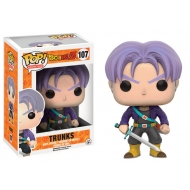 Dragonball Z - Figurine POP! Trunks 9 cm