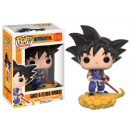 Dragonball Z - Figurine POP! Goku et le nuage magique 9 cm