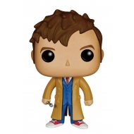 Doctor Who - Figurine POP! Television Vinyl 10th Doctor 9 cm