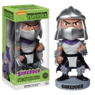 Tortues Ninja - Wacky Wobbler Bobble Head Shredder 15 cm