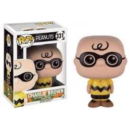 Peanuts - POP! Vinyl figurine Charlie Brown 9 cm