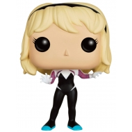 Marvel Comics - Figurine POP! Spider-Gwen (Unhooded) 9 cm