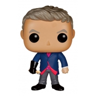 Doctor Who - Figurine POP! 12th Doctor avec cuillère 9 cm