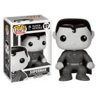 DC Comics - Figurine POP! Superman (B&W Series) 9 cm
