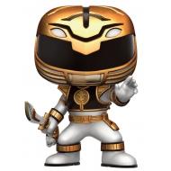 Power Rangers - Figurine POP! White Ranger 9 cm