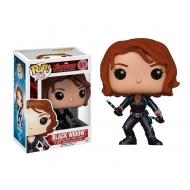 Avengers l'ère d'Ultron - Figurine POP! Bobble Head Black Widow 10 cm