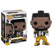 NFL - Figurine POP! Antonio Brown (Steelers) 9 cm