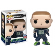 NFL - Figurine POP! Jimmy Graham (Seattle Seahawks) 9 cm
