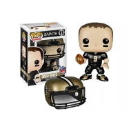 NFL - Figurine POP! Drew Brees (Saints) 9 cm