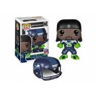 NFL - Figurine POP! Richard Sherman (Seattle Seahawks) 9 cm