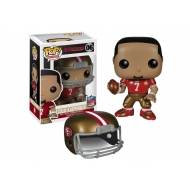 NFL - Figurine POP! Colin Kaepernick (SF 49ers) 9 cm